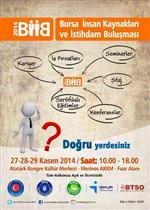 MÜMİN SEKMAN - Bursa, Biib 2014'e Hazırlanıyor