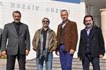 AYHAN BOZKURT - Ahmet Ümit ve Kadir İnanır Zeugma Müzesine Hayran Kaldı