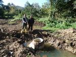 CAFER SARıLı - Kaymakam Sarılı Köylerdeki Çalışmaları İnceledi