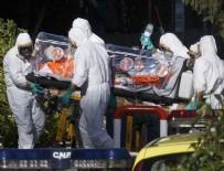 EBOLA SALGINI - 'Türkiye'de Ebola salgını riski çok düşük'