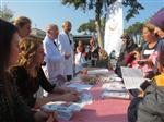 TEPECIK EĞITIM VE ARAŞTıRMA HASTANESI - Tepecik'te Organ Bağışı Standı Açıldı