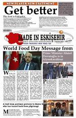 PROTON - Eskişehir'de İlk İngilizce Gazete