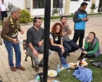 NEJAT İŞLER - Nejat İşler'e Alkol Cezası!