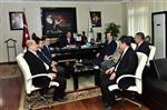 MUSTAFA CANDAN - Dost-yar Cemiyeti Genel Başkanı Yüksel Açıklaması