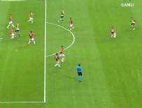 AARON RAMSEY - Ramsey'den müthiş gol