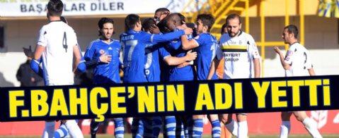Bayburt İl Özel İdare 1-3 Fenerbahçe