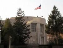 ABD BÜYÜKELÇİSİ - ABD Büyükelçiliği önünde patlama