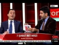 FARUK MERCAN - Faruk Mercan ile Levent Gültekin arasında '7 Şubat' tartışması