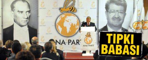 Ahmet Özal'dan yeni parti: Ana Parti