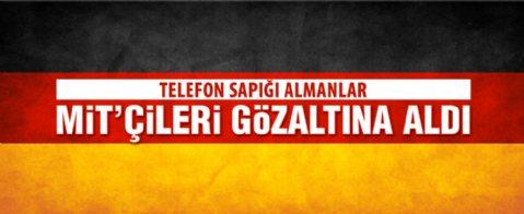 3 Türk'e MİT gözaltısı