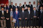 MUAMMER ÖZTÜRK - Asbaş Yıl Sonu Ödül Töreni