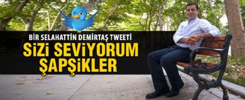 Selahattin Demirtaş'tan 17 Aralık tweetleri