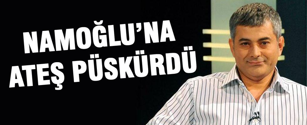 Selçuk Dereli'den Yeni MHK Başkanı Namoğlu'na Sert Eleştiri