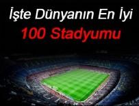 Türkiye'den Hangi Stadyumlar Var?