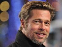 BRAD PİTT - Brad Pitt 51 yaşına girdi