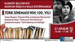MINIMALIST - (düzeltme) Kadıköy Belediyesi, 'Türk Sineması'nın 100'üncü Yılı'Nı Kutluyor