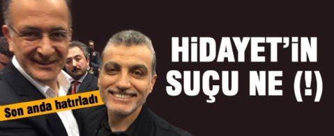 Ekrem Dumanlı'dan Hidayet Karaca'ya destek