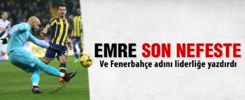 Kayseri Erciyesspor 0 - 1 Fenerbahçe