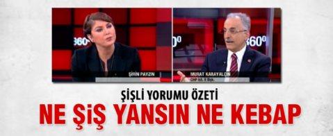 Murat Karayalçın'dan Şişli krizi yorumu