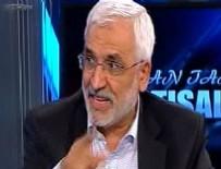 Mustafa Kaplan canlı yayında fena sinirlendi