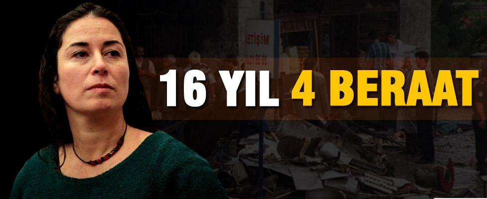 Pınar Selek için beraat kararı