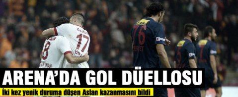Galatasaray-Mersin İdmanyurdu