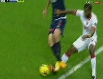 MERSIN - Hakem penaltı verdi Sneijder isyan etti