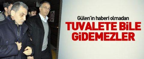 Latif Erdoğan: Gülen'e sormadan tuvalete bile gidemezler