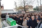 ALI KUL - Tatlıoğlu'nun Cenazesi Siyasileri Buluşturdu
