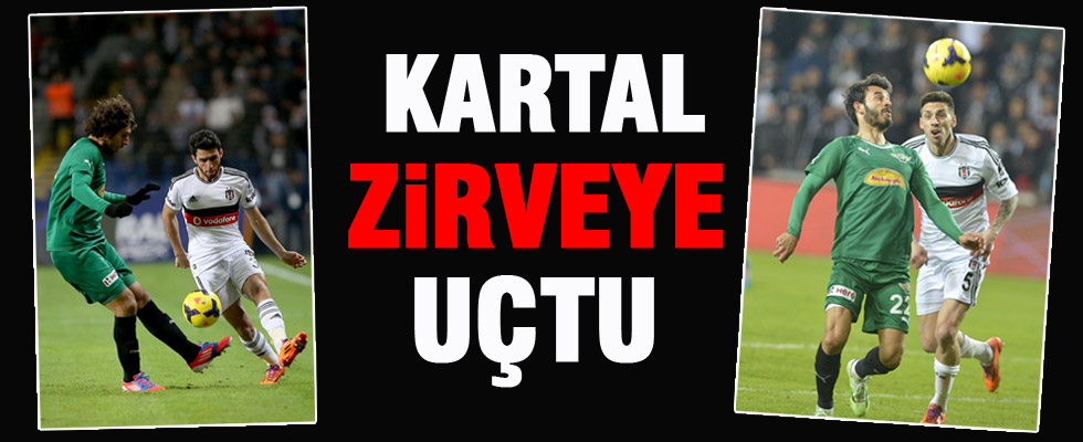 Beşiktaş: 3 Akhisar Belediyespor: 1