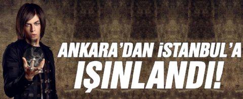 Yetenek Sizsiniz Türkiye - Yetenek Sizsiniz' in efsane ismi Aref yine büyüledi!