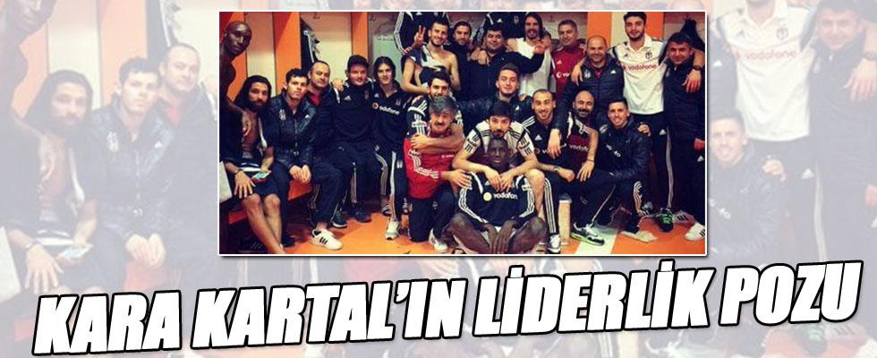 Beşiktaş'tan Liderlik Pozu!