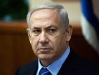 Netenyahu: Filistin'i devlet olarak tanımayın