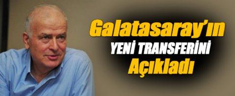 Şansal Büyüka Galatasaray'ın Yeni Transferini Açıkladı!