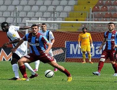 Trabzon kalede perişan