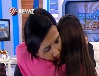 ŞIZOFRENI - 18 yıldır görmediği annesi bulununca Ebru Gediz'e sarılıp ağladı