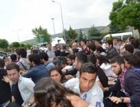 ÖZEL GÜVENLİK - Kocaeli Üniversitesi karıştı