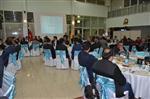 LATİF ŞİMŞEK - Müsiad Seydişehir Teşebbüs Heyeti Tanışma Toplantısı Yapıldı