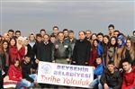 ŞEHİTLİK ABİDESİ - Üniversite Öğrencileri Konya'da Tarihe Yolculuk Etti