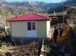 EV İNŞAATI - Barınma Projesi Kapsamında 15'inci Ev Sahibini Buldu