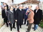 Harmancık'ın Termal Suları Büyükşehir Belediyesi İle Değer Kazanacak