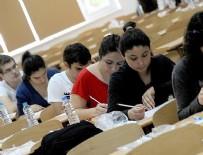 ÜNİVERSİTEYE GİRİŞ SİSTEMİ - Önce başvuru sonra sınav ücreti