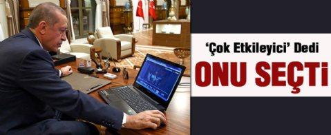 Erdoğan da oylamaya katıldı