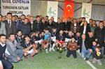 MUSTAFA KAÇMAZ - Küresünniler Derneği'nden Futbol Turnuvası