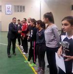 KEMAL MUTLU - Gençler Voleybol'da Kupalar Sahibini Buldu
