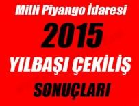 YILBAŞI ÇEKİLİŞİ - Yılbaşı Çekiliş Sonuçları 2015-Amorti ve İkramiye Bilet Sorgulama Motoru Milli Piyango Yılbaşı Özel Çekiliş Sonuçları