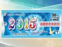YILBAŞI ÇEKİLİŞİ - 2015 Milli Piyango yılbaşı özel çekiliş sonuçları (1 Ocak 2015)