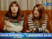 ULAN İSTANBUL DİZİSİ - Ulan İstanbul 25. Bölüm Hayati başını belaya sokmuştur