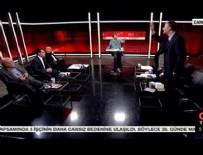 ABDULKADİR SELVİ - Abdulkadir Selvi ile CHP'li vekil arasında büyük kavga
