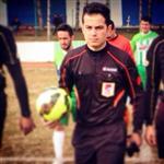 Kırmızı Kart Gören Futbolcudan Hakeme Meydan Dayağı